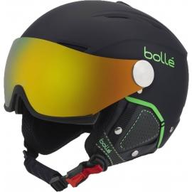 Bolle BACKLINE VISOR - Cască ski coborâre