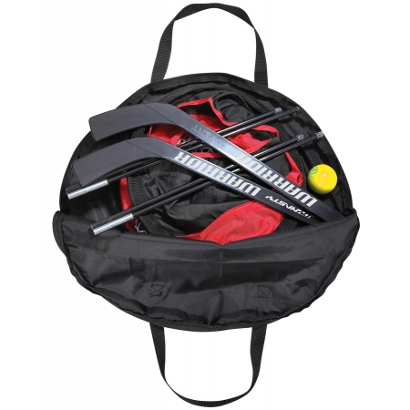 Poartă floorball pliantă - Warrior MINI POP UP NET KIT - 3