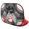 Poartă floorball pliantă - Warrior MINI POP UP NET KIT - 2
