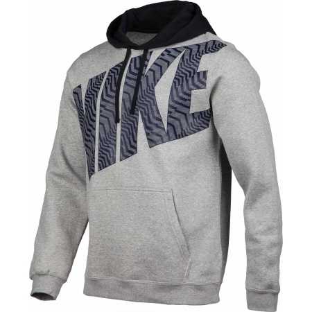 5c554bfcc Pánská mikina - Nike NSW HOODIE PO FLC GX - 2