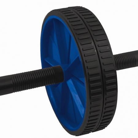 Exercise wheel - Spokey TWIN II