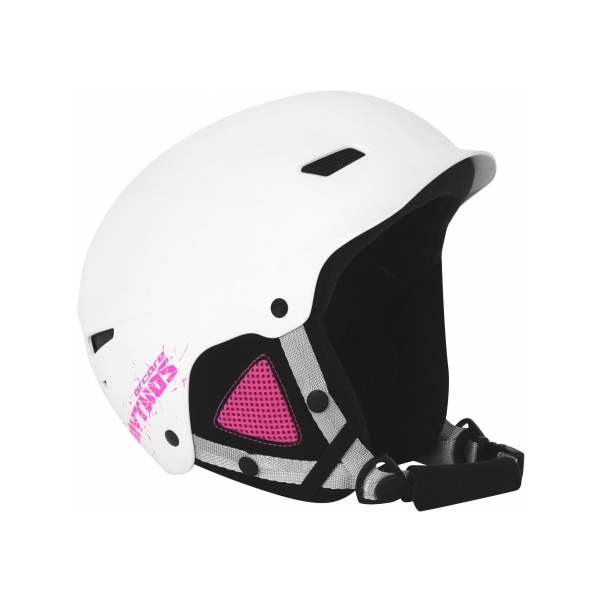 Arcore MYTHOS biały (52 - 56) - Kask snowboardowy