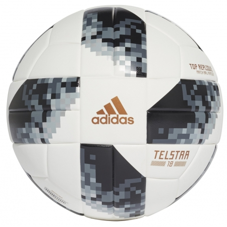 e4365b4cc Futbalová lopta - adidas WORLD CUP TOP GLIDER REPLICA - 1