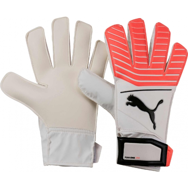 Puma ONE GRIP 17.4  10 - Fotbalové brankářské rukavice