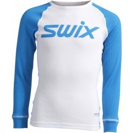 Swix RACE X - Tricou cu mâneci lungi copii