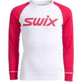 Swix RACE X - Kinder-T-Shirt mit langen Ärmeln