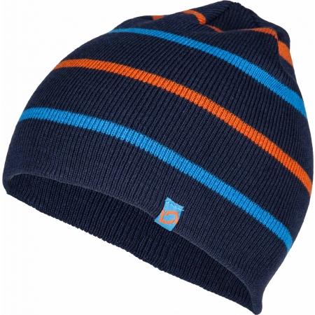 Chlapčenská pletená čiapka - Lewro BENN - 1