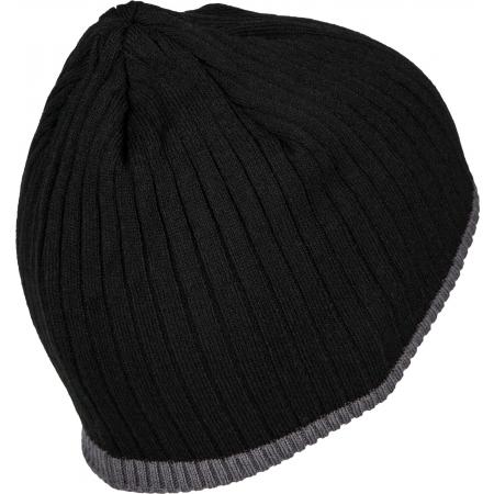 Плетена шапка за момчета - Lewro BOBY - 2