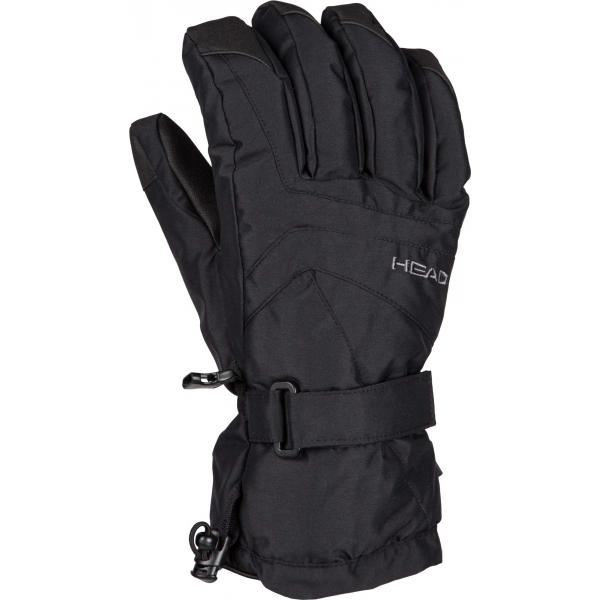 Head PILAR černá L - Pánské lyžařské rukavice