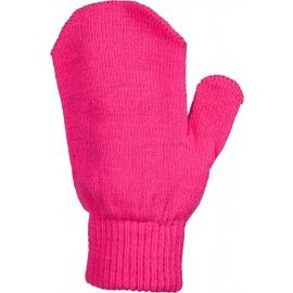 Lewro MEL - Dětské pletené rukavice