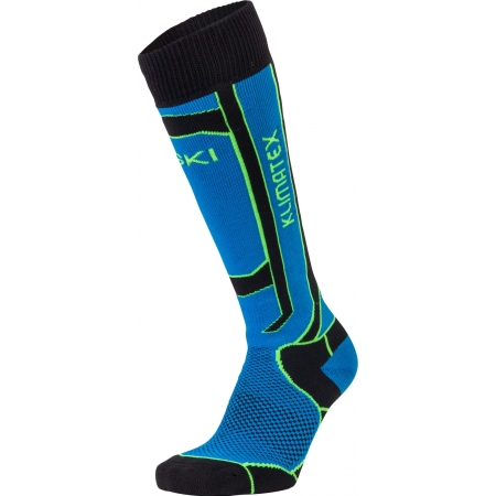 Klimatex NOGY - Kids' ski knee socks