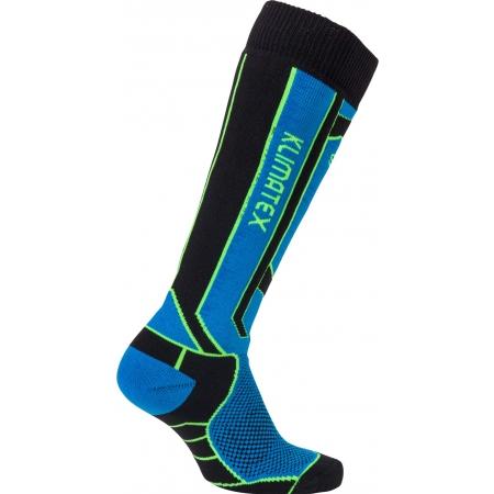 Kids' ski knee socks - Klimatex NOGY - 2