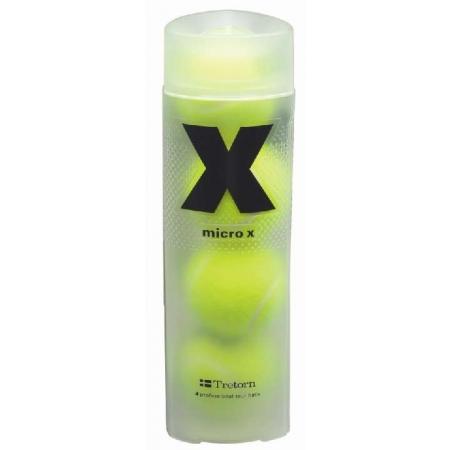 Тенис топки - Tretorn Micro X 4 ks - 1