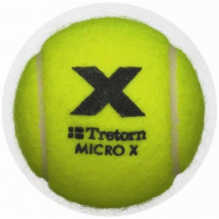 Тенис топки - Tretorn Micro X 4 ks - 2