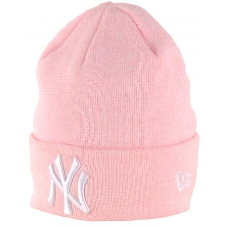 Dámska zimná klubová čiapka - New Era MLB WMN NEW YORK YANKEES