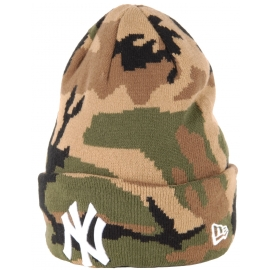 New Era MLB NEW YORK YANKEES - Czapka klubowa zimowa