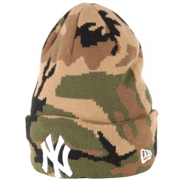 New Era MLB NEW YORK YANKEES - Klubová zimná čiapka