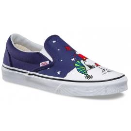 Vans UA CLASSIC SLIP-ON PEANUTS - Dámska vychádzková obuv