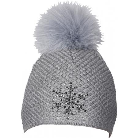 Dámska pletená čiapka - R-JET TOP FASHION EXCLUSIVE