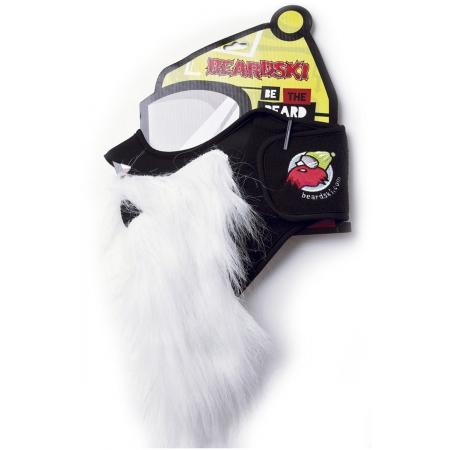 Lyžiarska maska - Beardski SANTA - 2