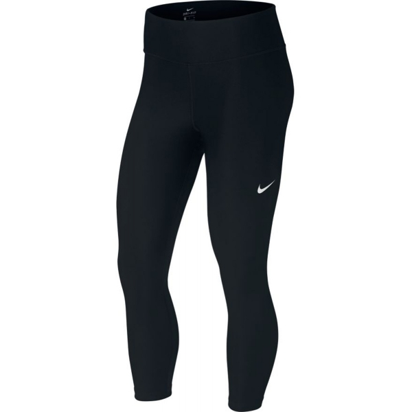 Nike PWR VCTRY CROP W černá XL - Dámské legíny