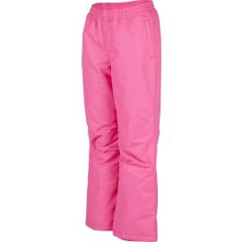 Lewro LAVERN 116-134 - Dětské zateplené kalhoty