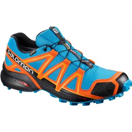 salomon speedcross 4 gtx orange nuevas