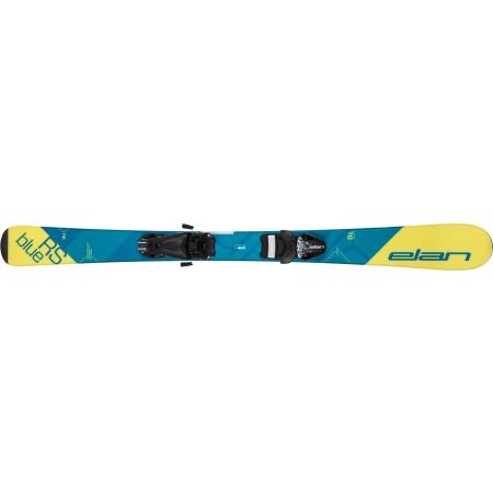 Dětská sjezdová lyže - Elan RS BLUE + EL 4.5 VRT - 2