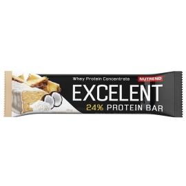 Nutrend EXCELENT 2x85G+1x40G ANANAS+KOKOS - Proteinová tyčinka