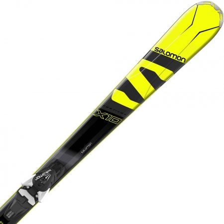 Sjezdové lyže - Salomon E X-MAX X10 + MERCURY 11 - 2