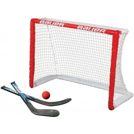 Bauer KNEE HOCKEY GOAL SET - Zestaw do gry w hokeja