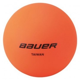Bauer HOCKEY BALL WARM ORANGE - Míček