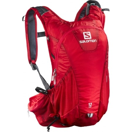 Running backpack - Salomon BAG AGILE 12 SET