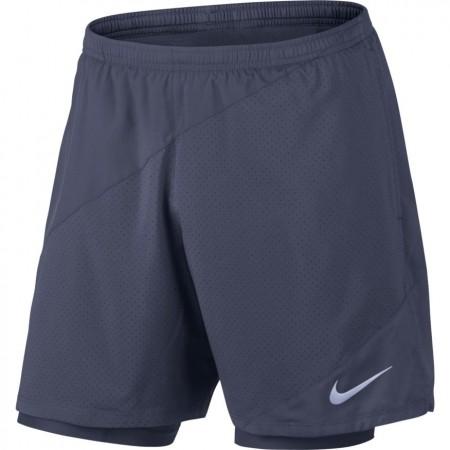 Pánské běžecké kraťasy - Nike FLX 2IN1 7IN DISTANCE M - 1 03150d5388