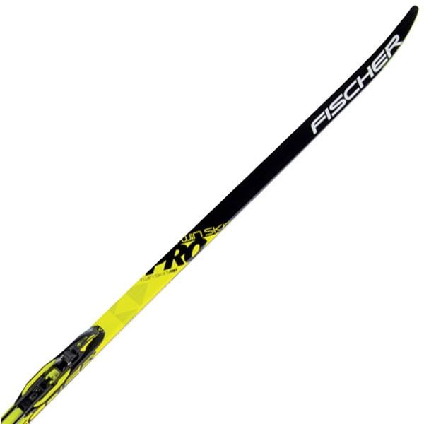 Fischer SET TWIN SKIN PRO+ST IFP - Bežecké lyže s pásmi