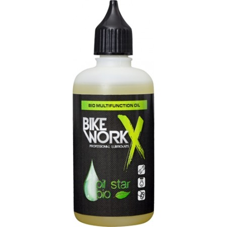 Bikeworkx OIL STAR BIO 100 ML - Universal oil