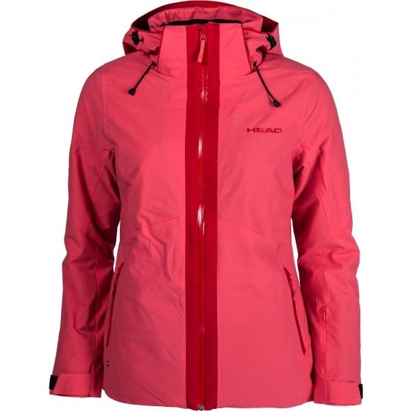 Head AT 2L INSULATED červená XL - Dámská lyžařská bunda