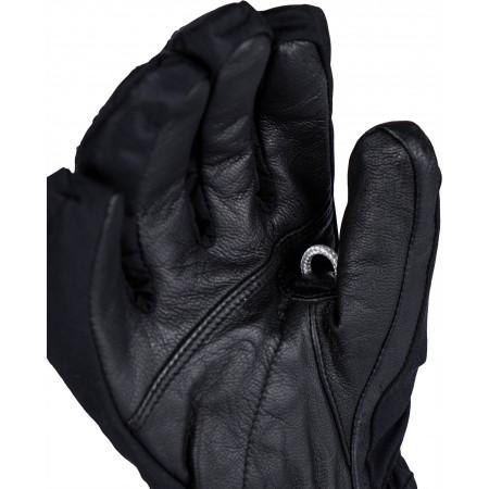 Dámske zjazdové rukavice - Leki VELVET S W - 3