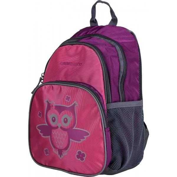 Crossroad SCOUT ružová NS - Univerzálny  detský batoh