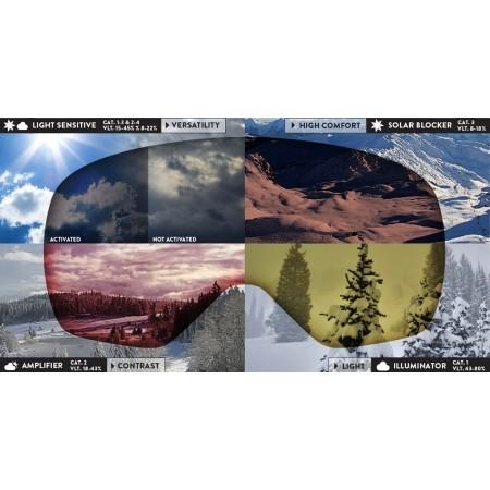 Lyžiarske okuliare - Scott NOTICE OTG - 2