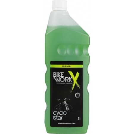 Universal cleaner - Bikeworkx CYKLO STAR BIKE 1 L