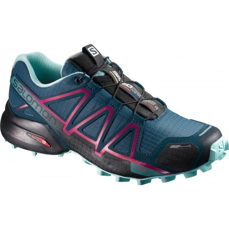 Pantofi alergare damă - Salomon SPEEDCROSS 4 CS W