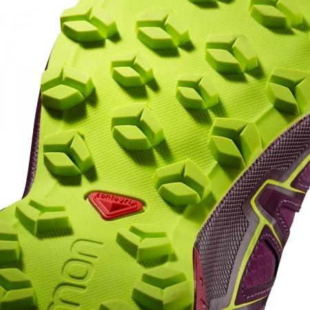 Dámska bežecká obuv - Salomon SPEEDCROSS VARIO 2 W - 6