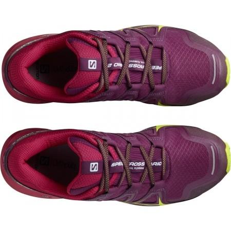 Dámska bežecká obuv - Salomon SPEEDCROSS VARIO 2 W - 2