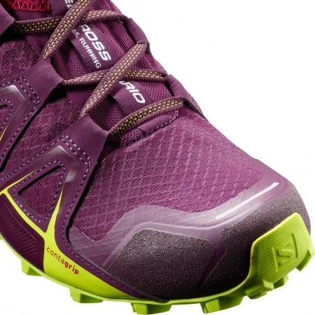 Dámska bežecká obuv - Salomon SPEEDCROSS VARIO 2 W - 4