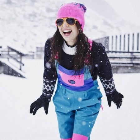Dámské snowboardové/lyžařské  kalhoty s laclem - O'Neill PW 88' SHRED BIB PANT - 3