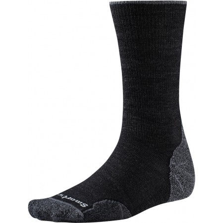Men's hiking socks - Smartwool PHD OUTDOOR LIGHT CREW