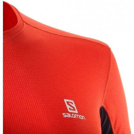 Tricou de bărbați - Salomon AGILE SS TEE M - 4