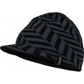 Lewro LUKE - Chlapčenská pletená čiapka