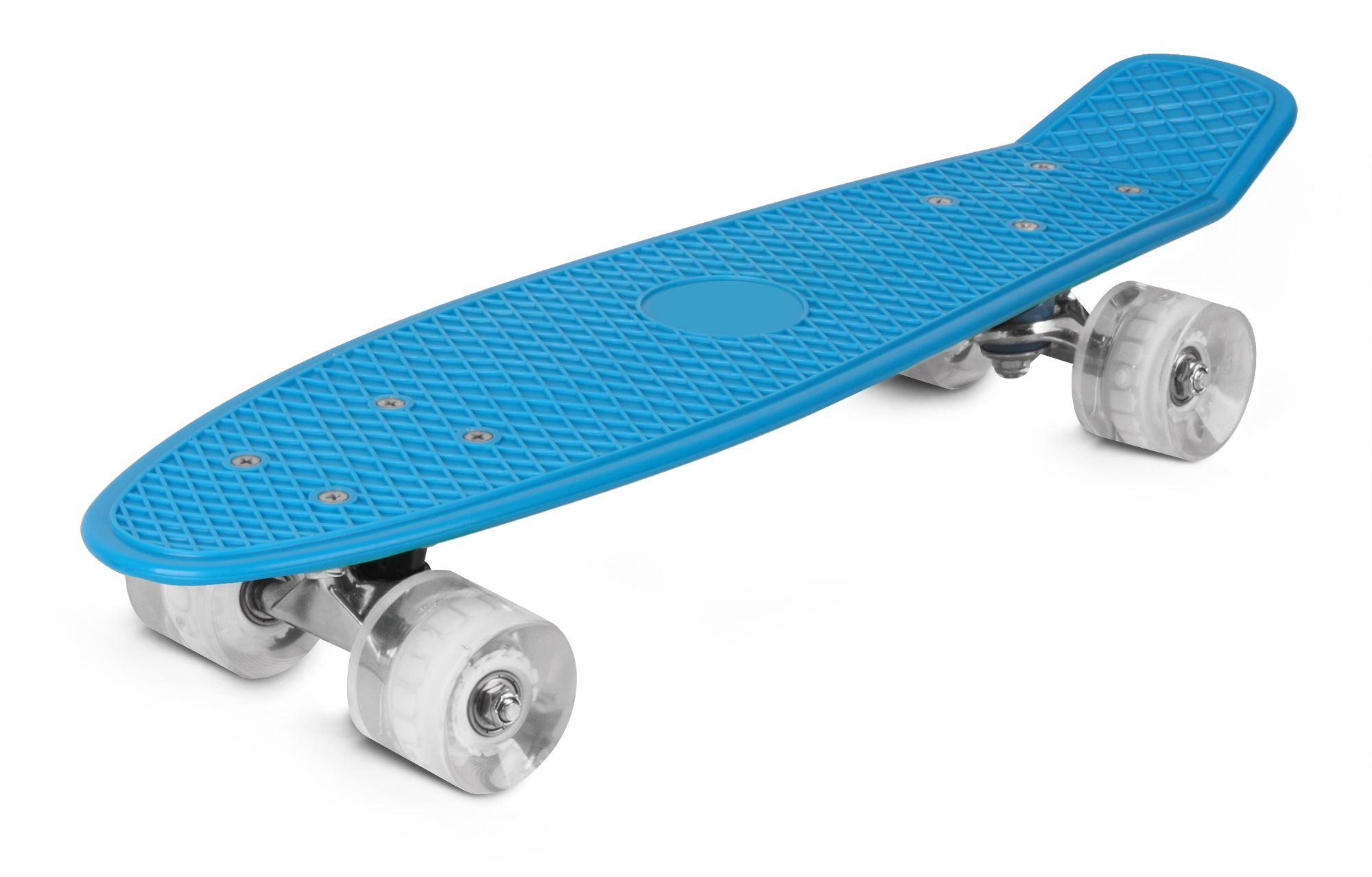 Plastový skateboard